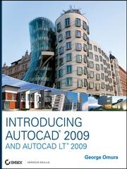 Cover of: Introducing autoCAD 2009