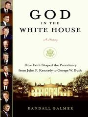 Cover of: God in the White House
