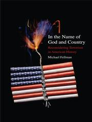 Cover of: In the name of God and country