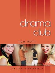 Cover of: Drama club: book 1 : the fall musical