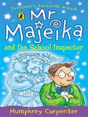 Cover of: Mr Majeika and the school inspector