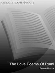 Cover of: The love poems of Rumi