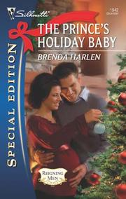 Cover of: The prince's holiday baby