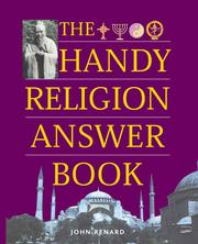 Cover of: The handy religion answer book
