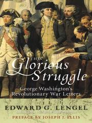 Cover of: This glorious struggle