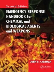 Cover of: Emergency response handbook for chemical and biologica agents and weapons