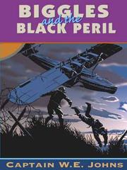 Cover of: Biggles and the black peril