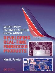 Cover of: What every engineer should know about real-time embedded systems design
