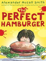Cover of: The Perfect Hamburger