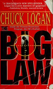 Cover of: The big law
