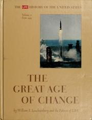 Cover of: The great age of change