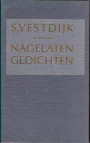 Cover of: Nagelaten gedichten