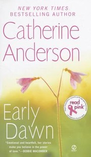 Catherine anderson open library cover of early dawn fandeluxe Choice Image