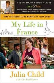 Cover of: My Life in France (movie tie-in edition)