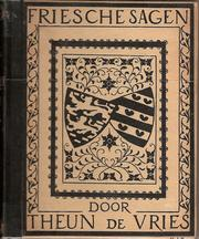 Cover of: Friesche sagen