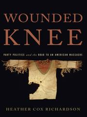 Cover of: Wounded Knee