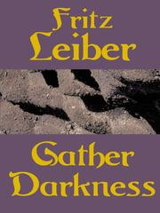 Cover of: Gather Darkness