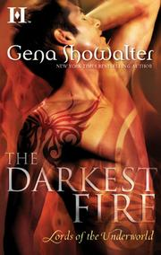 Cover of: The Darkest Fire