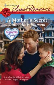 Cover of: A Mother's Secret