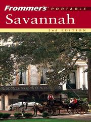 Cover of: Frommer's Portable Savannah
