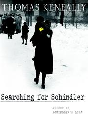 Cover of: Searching for Schindler
