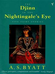 Cover of: Djinn in the Nightingale's Eye