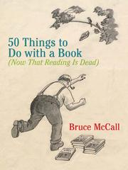 Cover of: 50 Things to Do With a Book