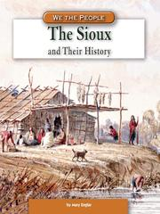 Cover of: The Sioux and Their History