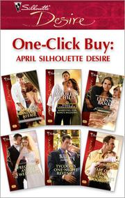 Cover of: One-Click Buy: April Silhouette Desire