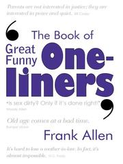 Cover of: The Book of Great Funny One-Liners
