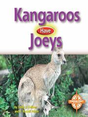 Cover of: Kangaroos Have Joeys