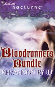 Cover of: Bloodrunners Bundle