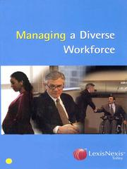 Cover of: Tolley's Managing a Diverse Workforce