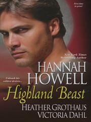 Cover of: Highland Beast