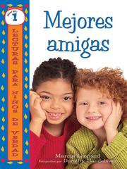 Cover of: Mejores amigas (Best Friends)
