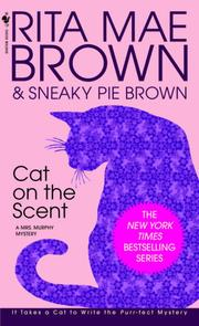 Cover of: Cat on the Scent