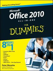 Cover of: Office 2010 All-in-One For Dummies®