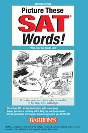 Cover of: Picture These SAT Words