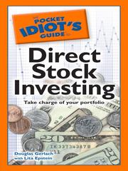 Cover of: The Pocket Idiot's Guide to Direct Stock Investing