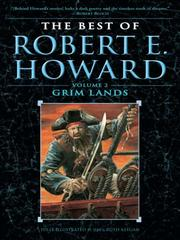 Cover of: The Best of Robert E. Howard, Volume 2