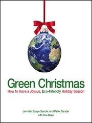 Cover of: Green Christmas