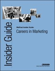 Cover of: Careers in Marketing