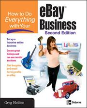 Cover of: How to Do Everything with Your eBay® Business
