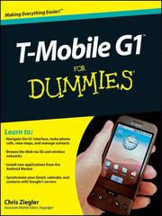 Cover of: T-Mobile G1 For Dummies®