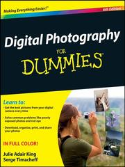 Cover of: Digital Photography For Dummies®