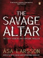 Cover of: The Savage Altar