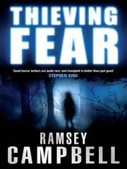 Cover of: Thieving Fear