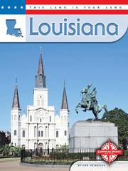 Cover of: Louisiana