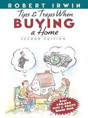 Cover of: Tips & Traps When Buying a Home