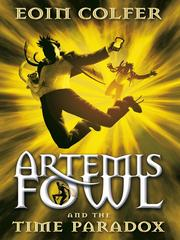 Cover of: Artemis Fowl and the Time Paradox